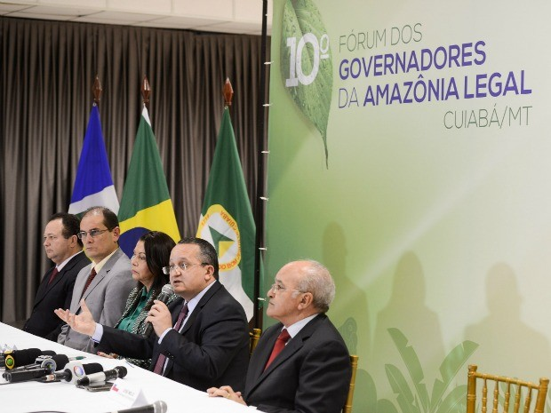 (English) Amazon Governors, NGOs Slam Brazil Feds And Demand More Active, Participatory Role In Developing REDD+