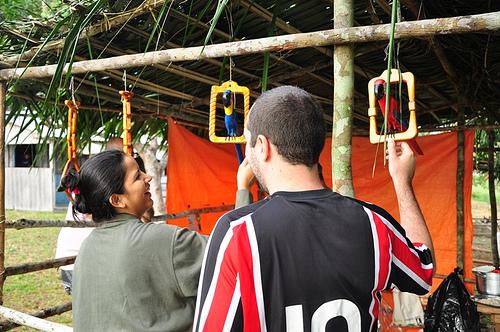 Turismo Comunitário na RDS Uatumã