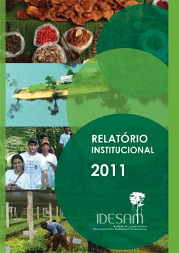 capa-Relatorio_IDESAM_2011