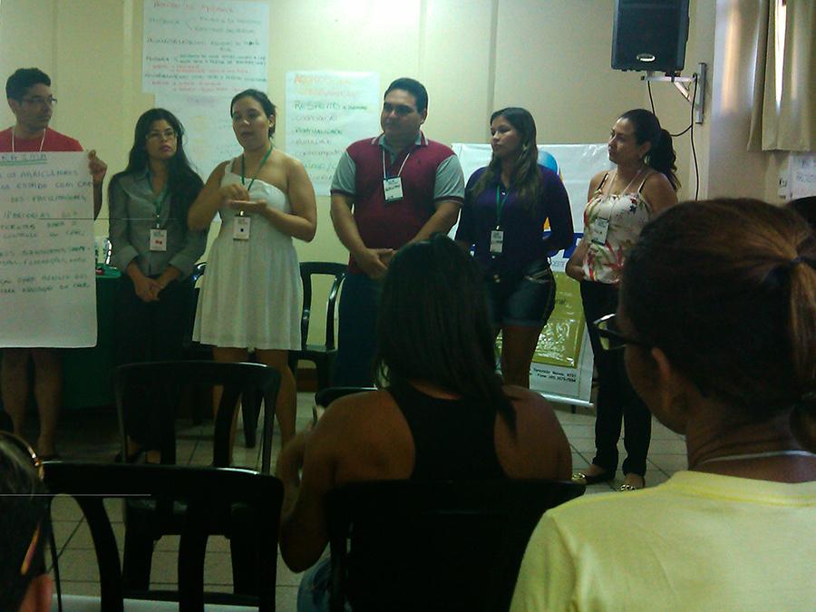 Seminário Regional de Multiplicadores em Manaus