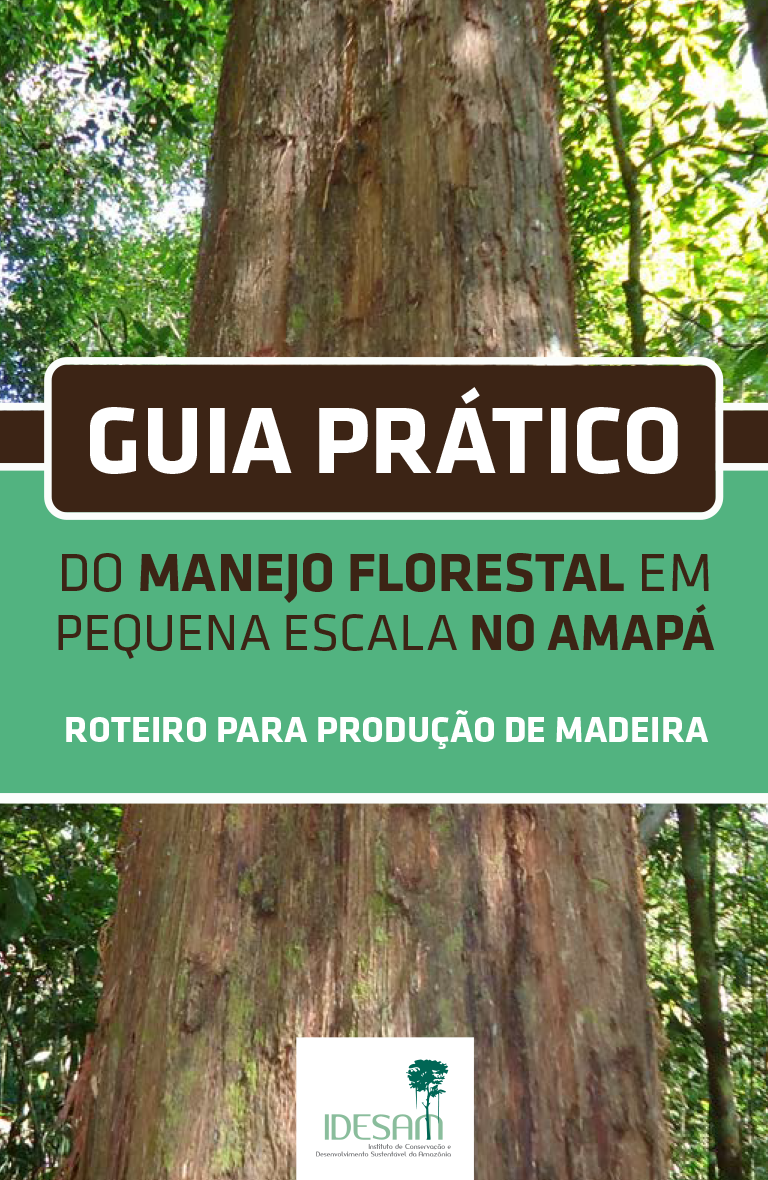 Guia Prático do Manejo Florestal no Amapá
