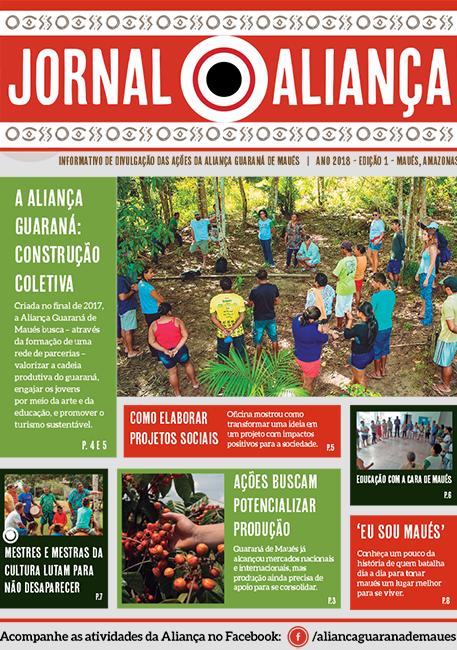 Jornal Aliança Guaraná de Maués